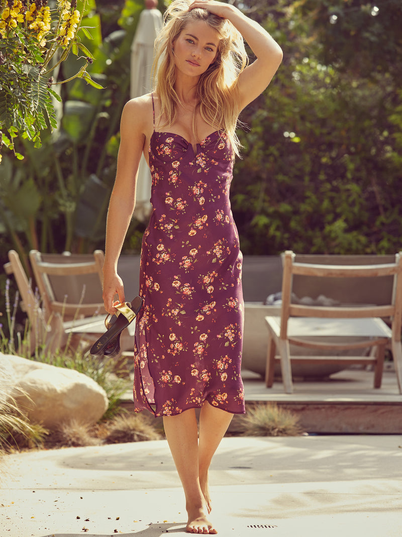 Wildflower Midi Dress