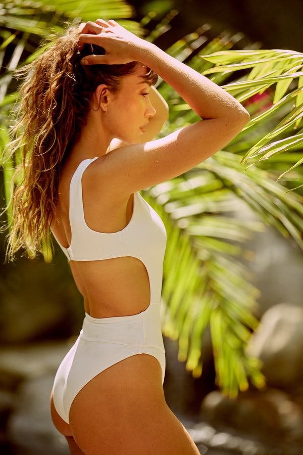 Golden Hour One Piece Swimsuit