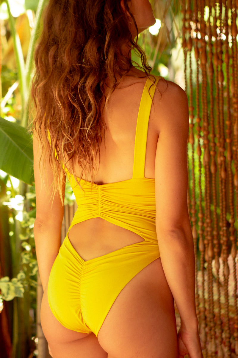 Lustre One Piece Swimsuit