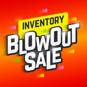 Inventory Reduction Sale !