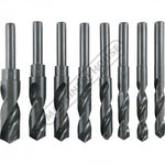 D117 - Metric HSS Reduced Shank Drill Set Ø13-Ø25mm 8 Piece