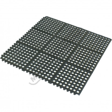 RFM-900 - Rubber Mat - Anti-Fatigue 910 x 910mm Clips Together Type
