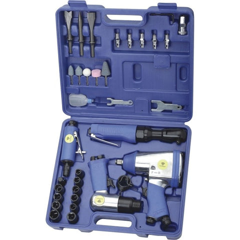 "RP7834 - Air Tool Kit 1/2"" & 3/8"" Drive 34 Piece Set"