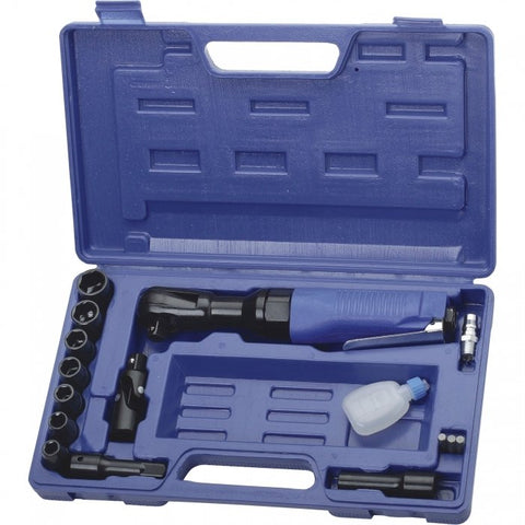 "RP7805 - Air Ratchet Wrench Kit 3/8"" Drive 16 Piece Set"