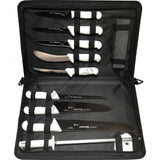Professional Butchers Knife Set - 11 Piece