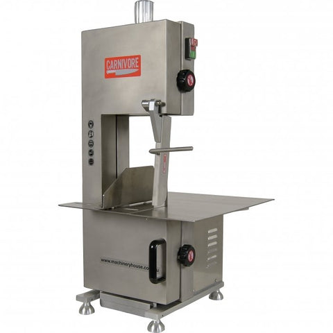 MB-210 - Meat & Bone Band Saw - Stainless Steel