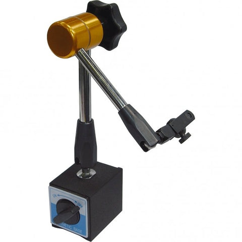 M051 - Magnetic Base - Deluxe - One Lock 60kg Holding Power