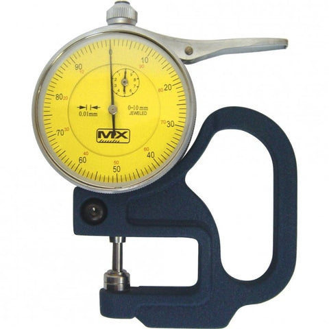 34-506 - Dial Thickness Gauge 0-10mm