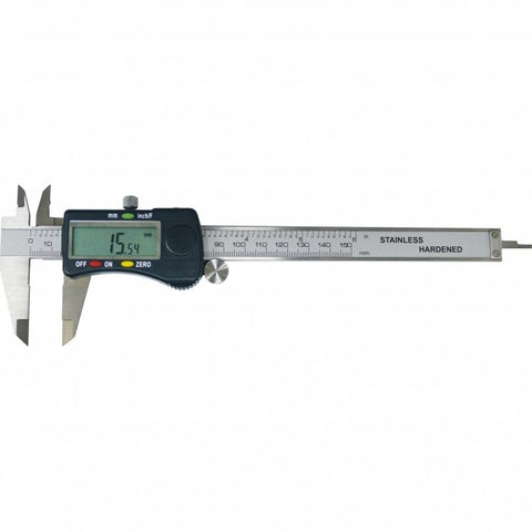 "M738 - Digital Caliper 150mm / 6"" Function: Metric, inch & fraction"