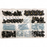 "C1020 - 1/4"" - 20 UNC Thread Hardware Kit 149 Piece"