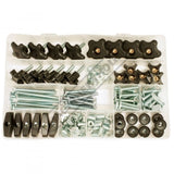 "C1021 - 5/16"" - 18 UNC Thread Hardware Kit 149 Piece"