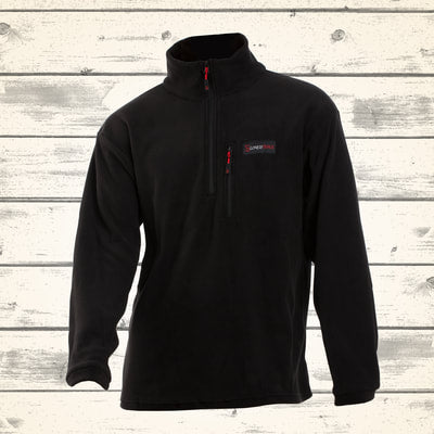 Huntaway Long Sleeve Top - Black