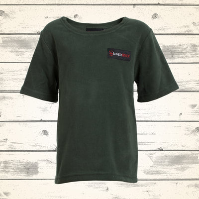Kids Tyro Fleece Tee - Olive