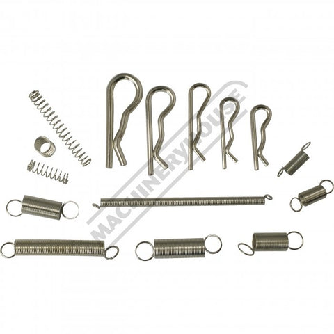 K72712 - Spring & Hitch Pin Assortment 175 Piece