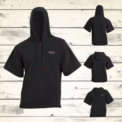 Rogue Hooded Fleece Tee