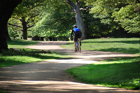Richmond Park cycling route