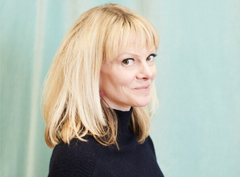 Emma Heal, managing director of Lucky Saint 0.5% lager