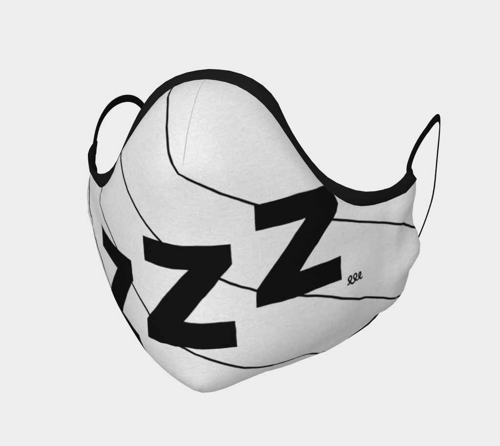 "DREEEM ""ZZZ"" Facecover"