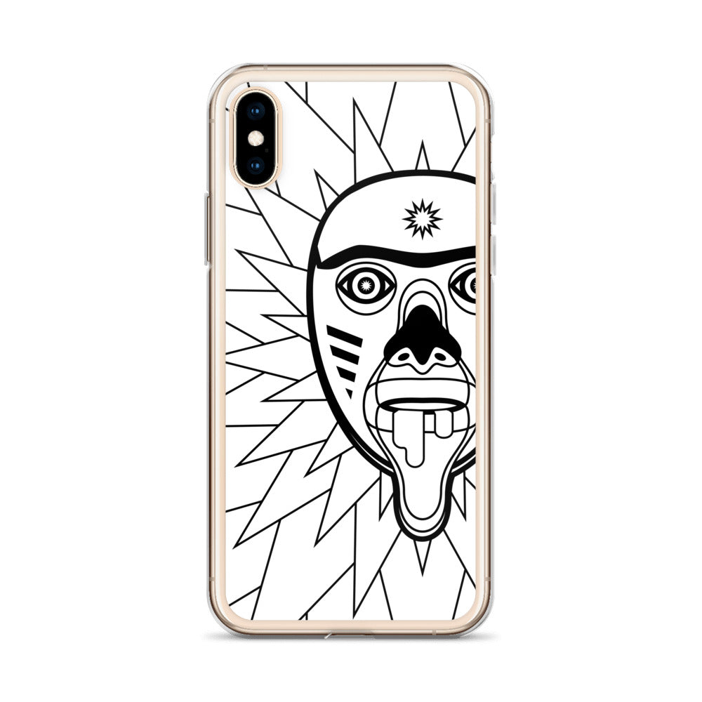 DREEEM 'Enlightening Stuff' iPhone Case