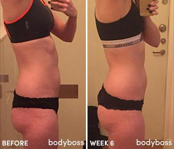 Thomasine /(@bodybossgal)/Week 6