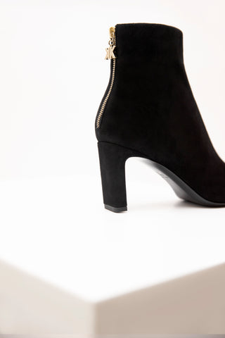 K ANKLE BOOTS SUEDE BLACK