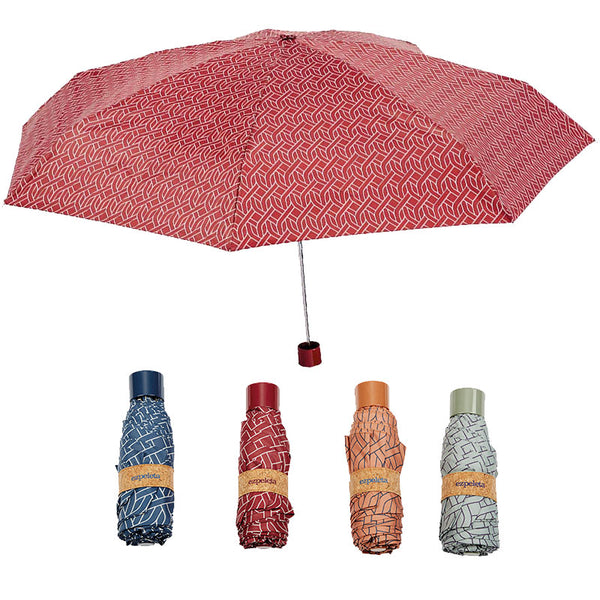 ROPE PRINT MINI HANDBAG UMBRELLA