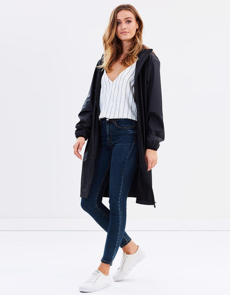 Base Long Jacket
