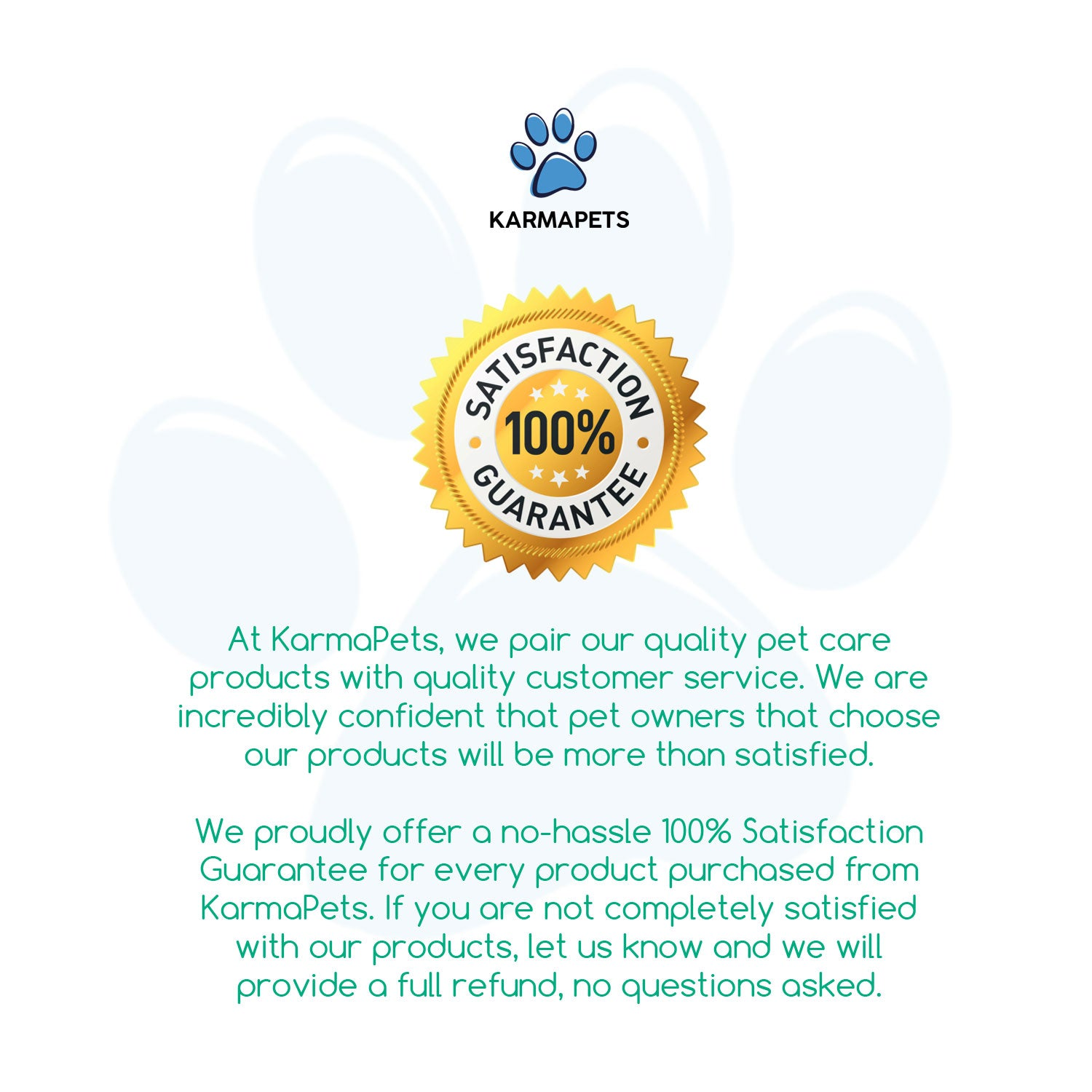 Calming Treats for Dogs by KarmaPets - Anxiety Relief Treats