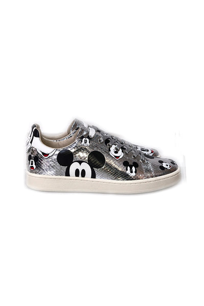MOA MASTER OF ARTS DISNEY MICKEY MOUSE ΑΣΗΜΙ SNAKE SNEAKERS