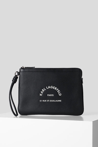 Karl Lagerfeld Rue St-Guillaume Pouch
