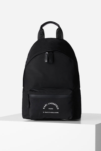 KALRL LAGERFELD RUE ST-GUILLAUME MEDIUM BACKPACK 205W3032