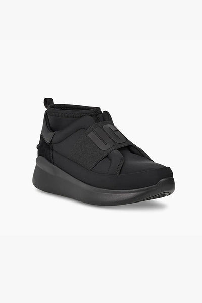 UGG NEUTRA TRAINER SNEAKERS ΜΑΥΡΑ 1095097