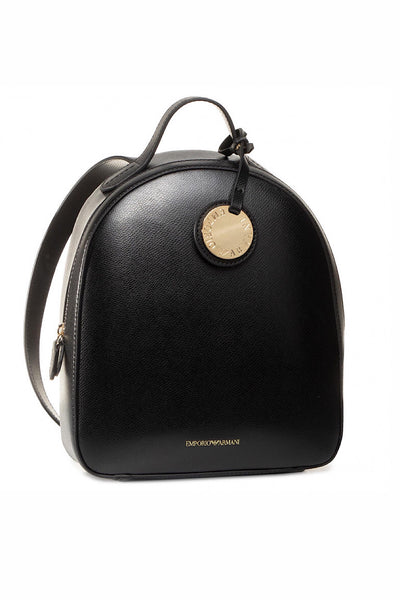 EMPORIO ARMANI BACKPACK ΜΑΥΡΟ Y3L024 YH15A 88058