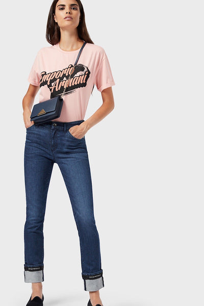Emporio Armani Super Skinny Jeans Me Vintage Effect Fw1920 27