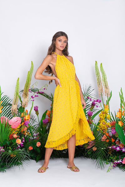 SUNDRESS Adela Dubai Φόρεμα Banana