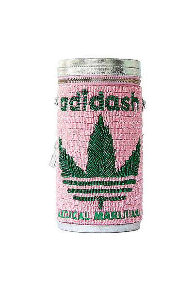 "HOUSE OF MUAMUA CAN SHOUP BAG ""ADIDASH"""