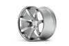 Machine Silver / Chrome Lip  C.B 66.56 / 5x112 / ET28