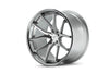 Machine Silver / Chrome Lip  C.B 66.56 / 5x112 / ET10