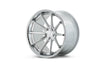 Machine Silver / Chrome Lip  CB 72.56 / 5x120 / ET35