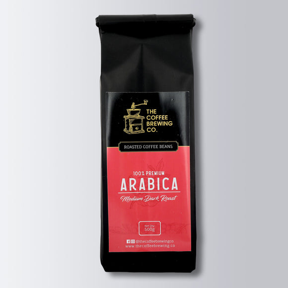 Roasted Coffee Beans - 100% Premium Arabica