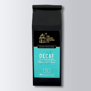 Roasted Coffee Beans - Decaf 100% Premium Arabica