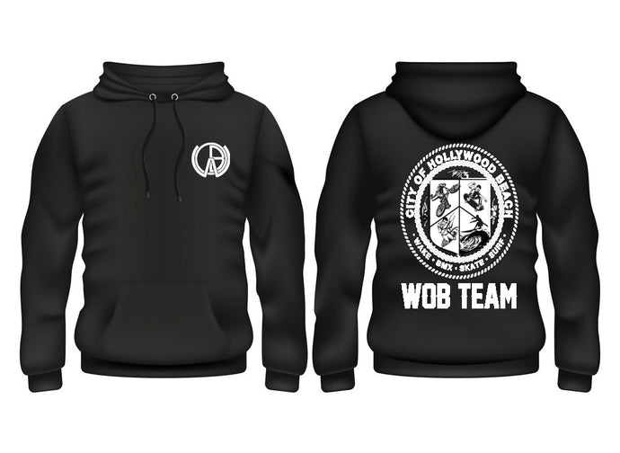 WOB Team Hoodies