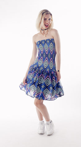 Idris Diamond Rara Dress