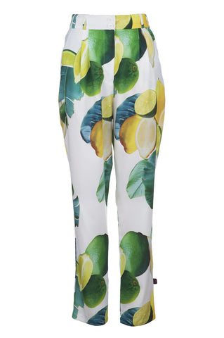 When Life Gives You Lemons High Waisted Pants