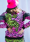 NEON TIGER BOMBER