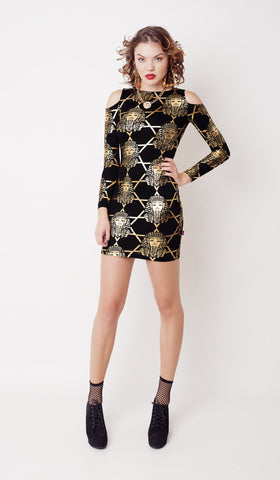 Bling King Mini Dress