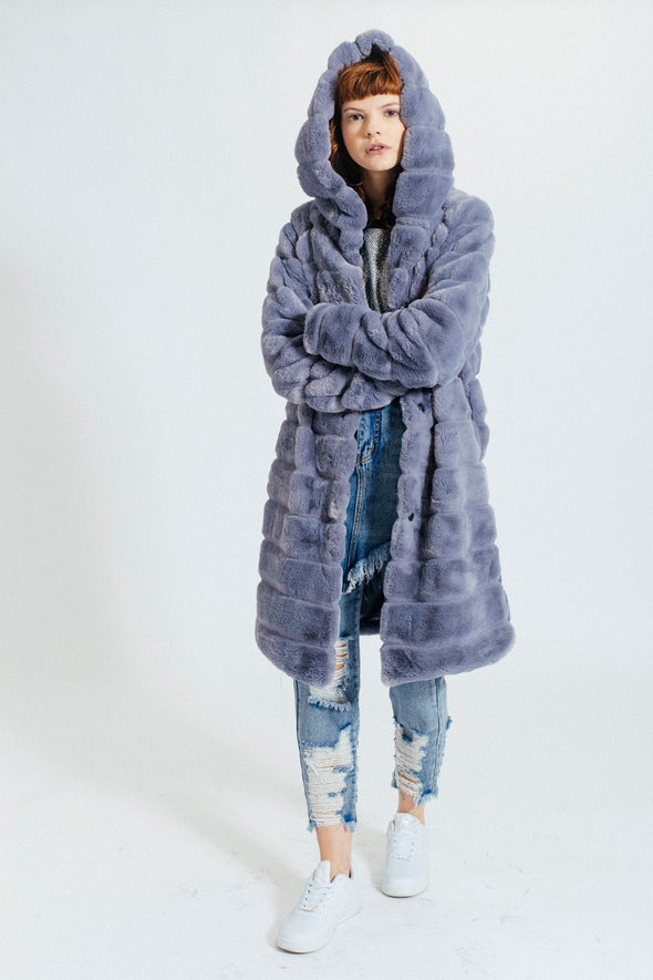 Grey Matter Snuggle Coat