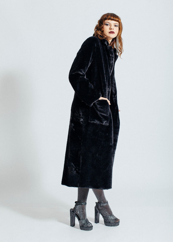 Super Snuggle Trench Coat