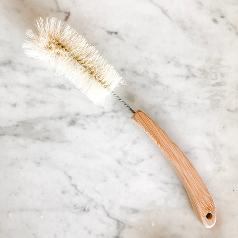 Zero Waste Wooden Bottle Brush