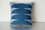 Light Eclipse Cotton Throw Pillow by Yuba Mercantile